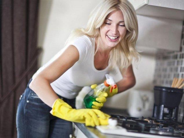 Как поддержать чистоту и