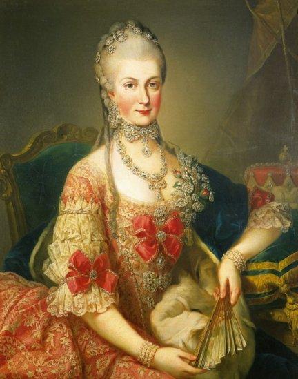 Мария Кристина Австрийская