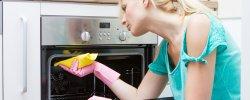 Как Быстро Отмыть Плиту от Жира