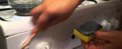 Как Отмыть Ручки на Плите от Жира