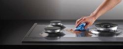 Как Отмыть Жир с Холодильника от Плиты