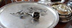 Как Почистить Серебро от Сероводорода