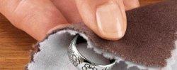 Почистить Серебро с Камнями в Домашних Условиях