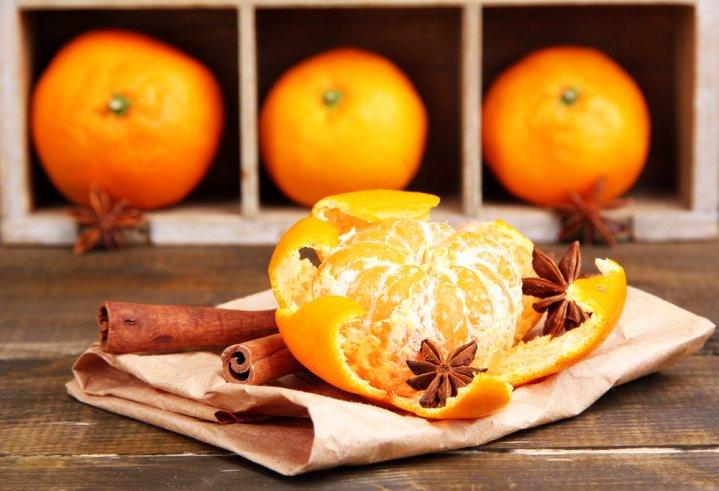 жизнь апельсиновых корок